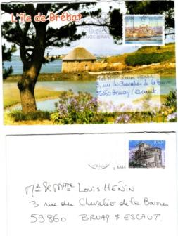1er 3940 Vieil Antibes-2è 3701 Vaux-sur-mer Eglise St Etienne