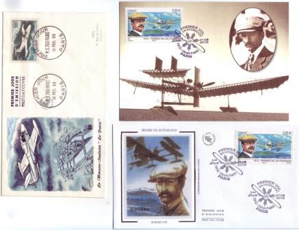 1er PA35 Morane-Saulnier 760 Paris-2è et 3è PA73 Henri Fabre